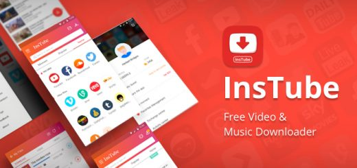 Download YouTube videos via InsTube