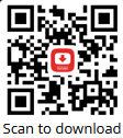 scan this QR code to download InsTube apk