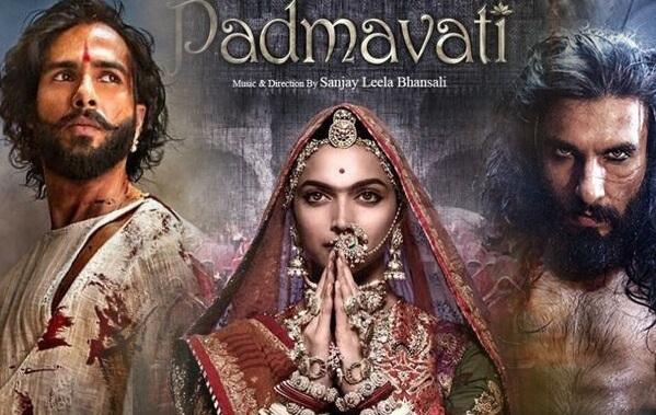 Padmavati movie characters
