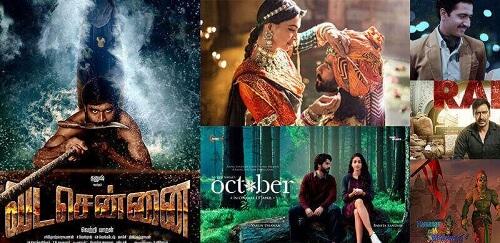 popular 2018 Indian Movies