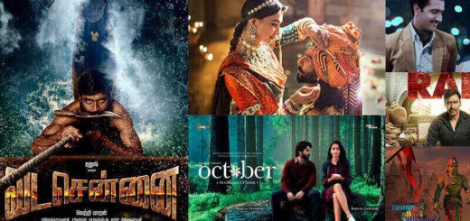 2018 Indian Movies - Which Movie You Haven't Watched?