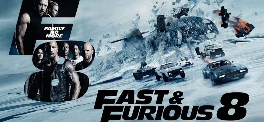 Watch Fast And Furious 8 Online Free