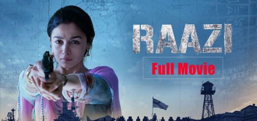 Raazi Full Movie Download HD