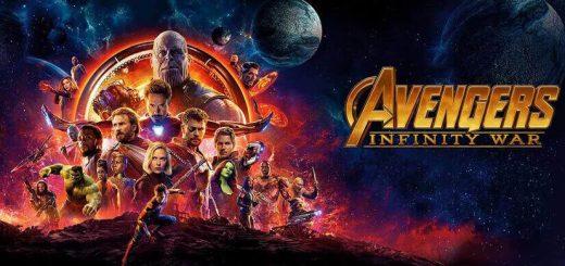 Avengers Infinity War poster HD