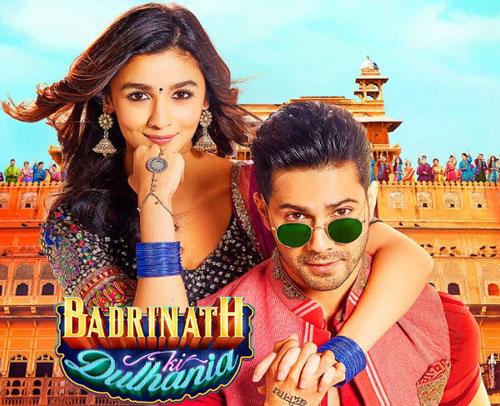 badrinath ki dulhania free songs download