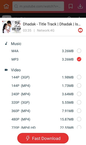 facebook how to download full video quality