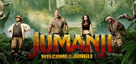 Jumanji 2 movie poster