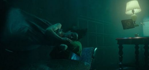 The Shape of Water otherworldly fable