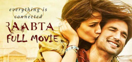 Raabta full movie download 2017 HD 480p MP4
