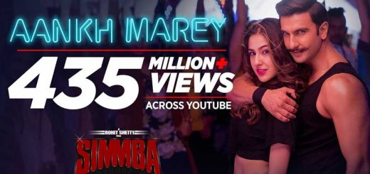 Aankh Mare MP3 Song Simmba