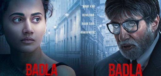 Badla movie banner poster