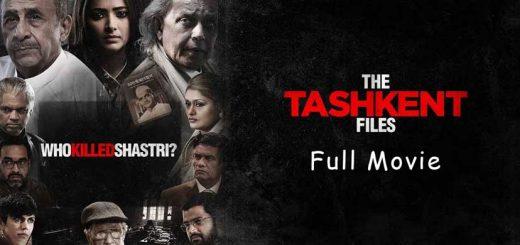 The Tashkent Files movie download