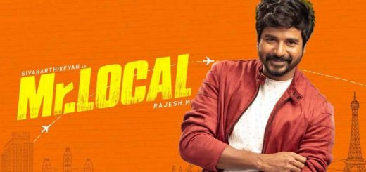 Mr.Local (2019) Songs Download