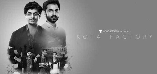 kota factory poster