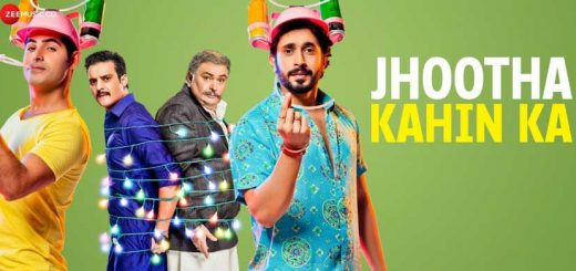 Jhootha Kahin Ka poster