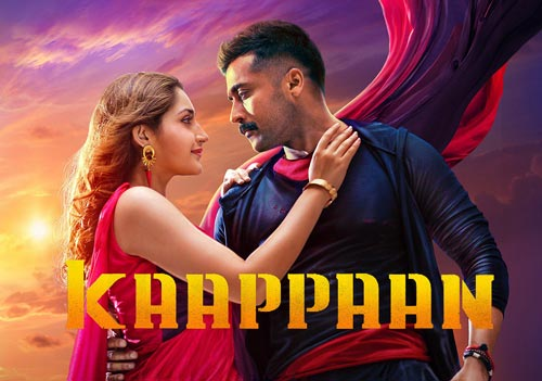 Kaappaan full movie download InsTube
