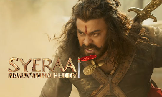 Sye Raa Narasimha Reddy full movie download InsTube