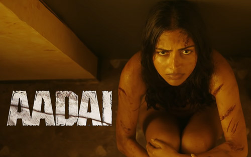 download Aadai movie InsTube