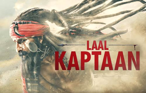 Laal Kaptaan full movie download InsTube