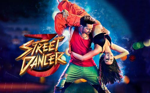Street Dancer 3D Full Movie Download InsTube
