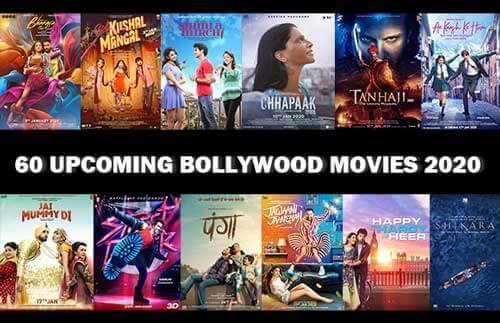 60 Upcoming Bollywood Movies 2020 InsTube