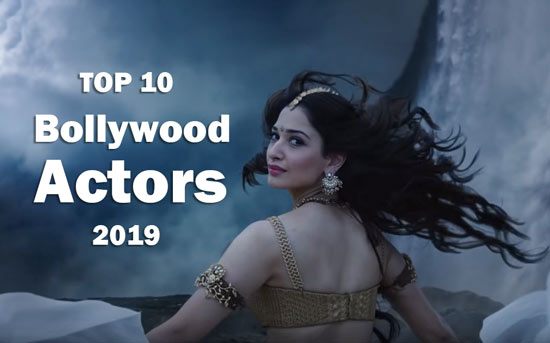 top 10 Bollywood actors of 2019 InsTube