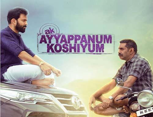 Ayyappanum Koshiyum Full Movie Download InsTube